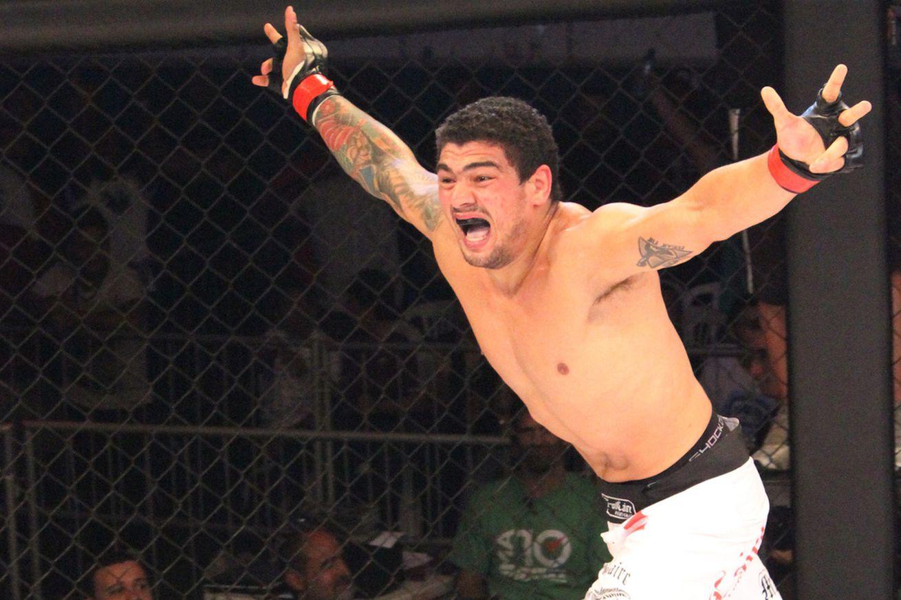Injuries, poker and UFC fights: Three years later, where's Antonio Braga Neto?
