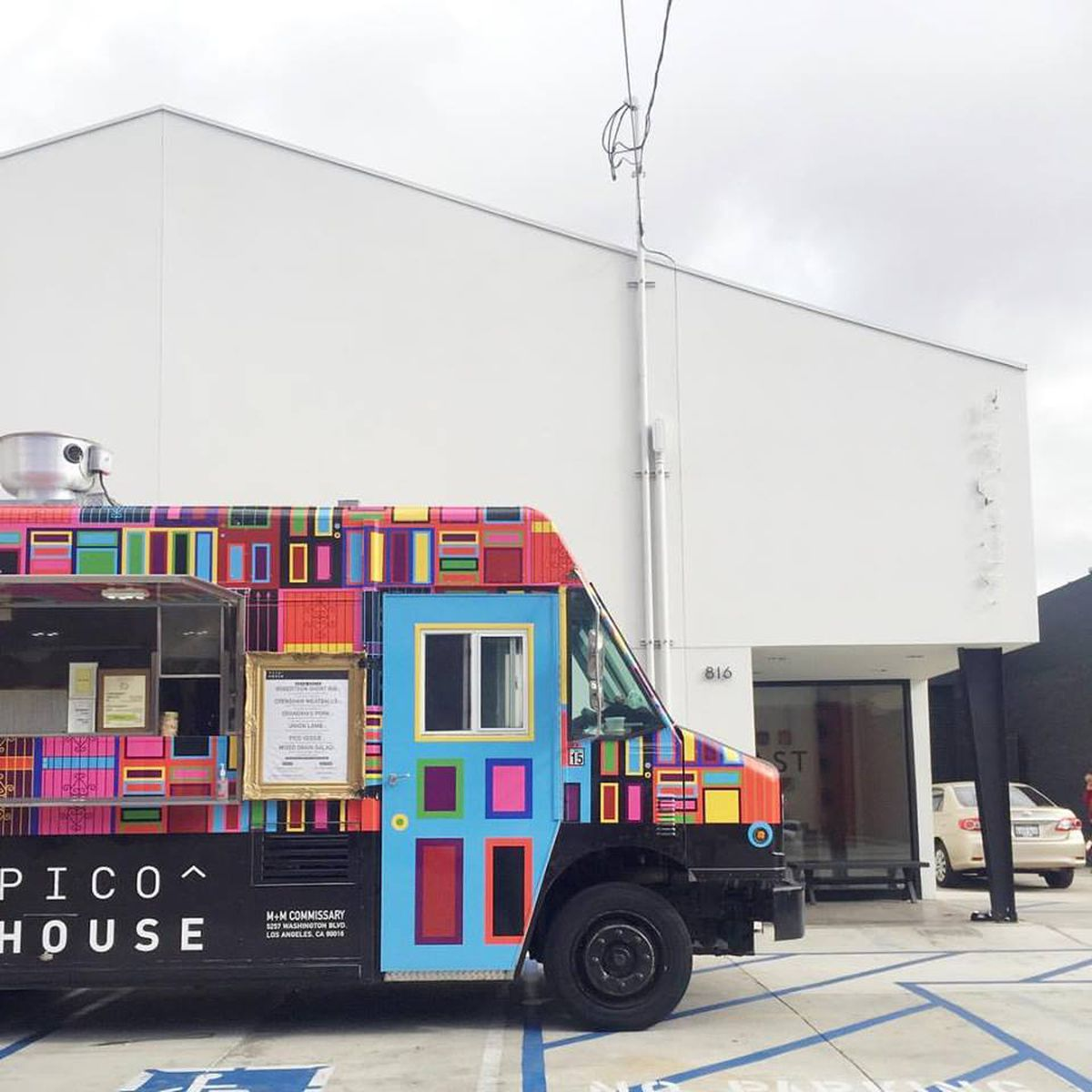 Pico House Food Truck Los Angeles
