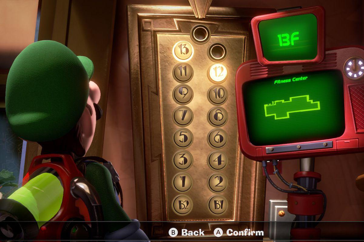 Luigi S Mansion 3 13f Gems Locations Guide Polygon