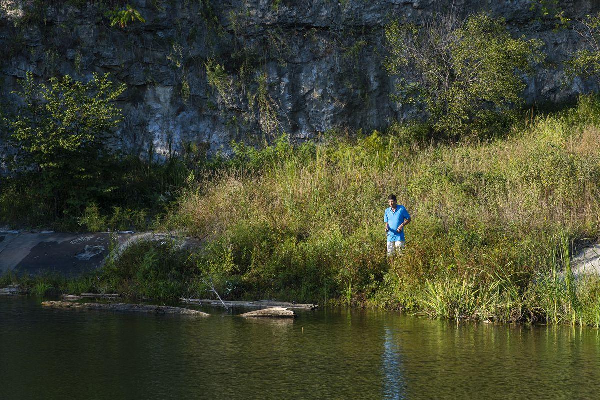Palmisano Park in Bridgeport   Tyler LaRiviere/Sun-Times