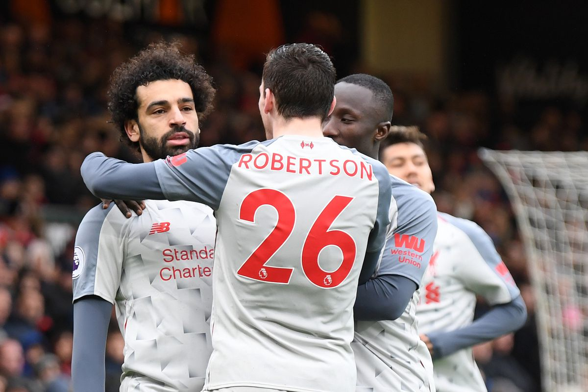 Andy Robertson Praises Milner and Salah - The Liverpool Offside