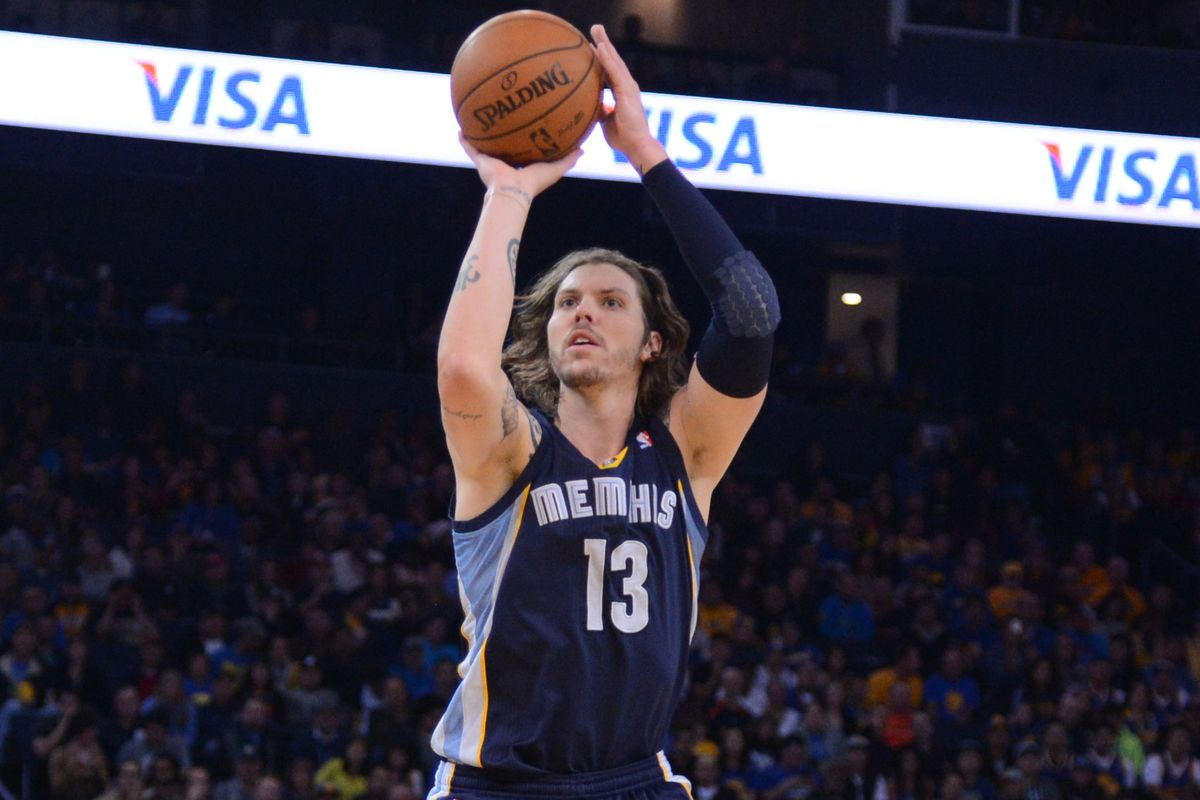 Mike Miller is a desired sharpshooter ready for hire.
