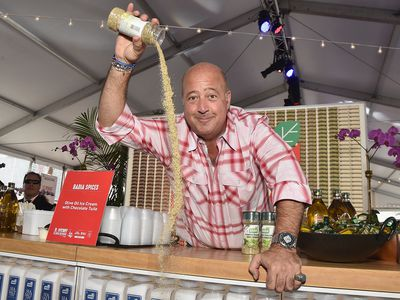 Andrew Zimmern Returns With a New Travel Channel Show,