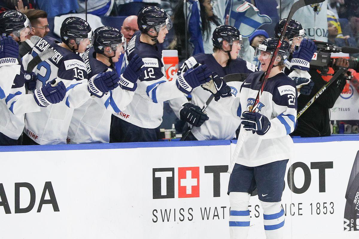 Finland v Slovakia - 2018 IIHF World Junior Championship