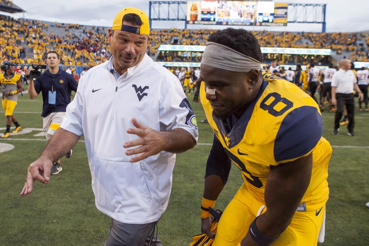 Karl Joseph was a pin that held the Mountaineer defense together.