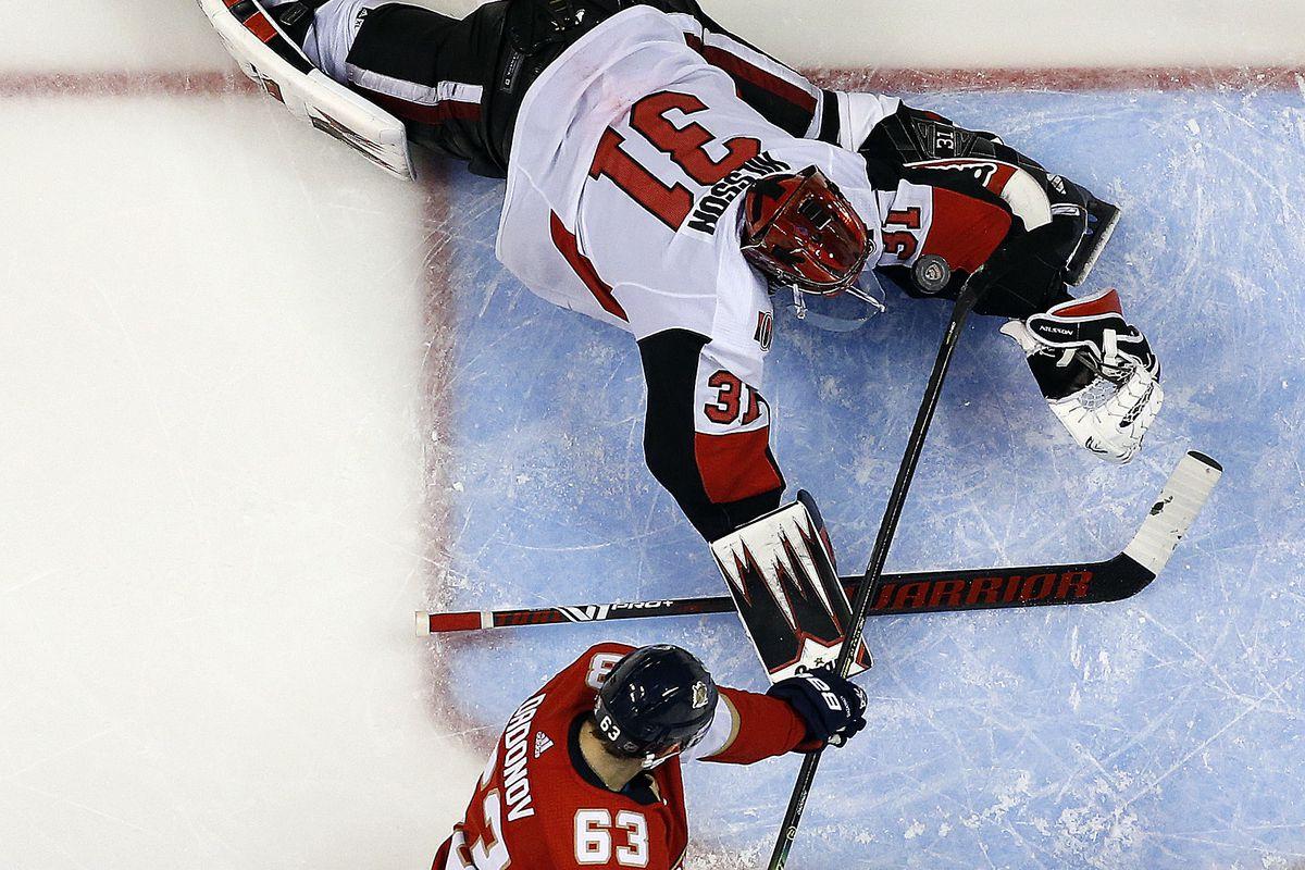 Ottawa Senators v Florida Panthers