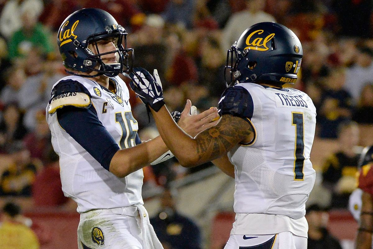 Goff and Treggs are from Cal families, they can understand