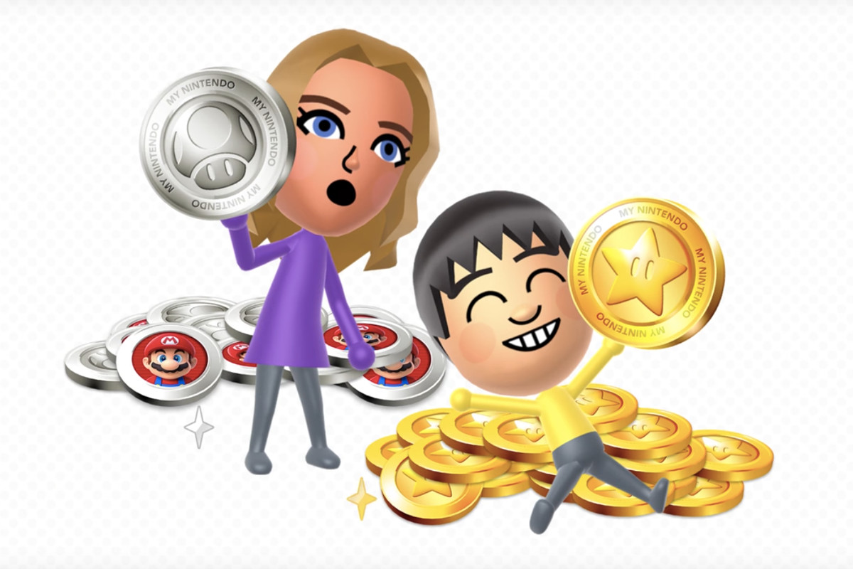 Upcoming My Nintendo Update Allows You to Redeem Gold Points