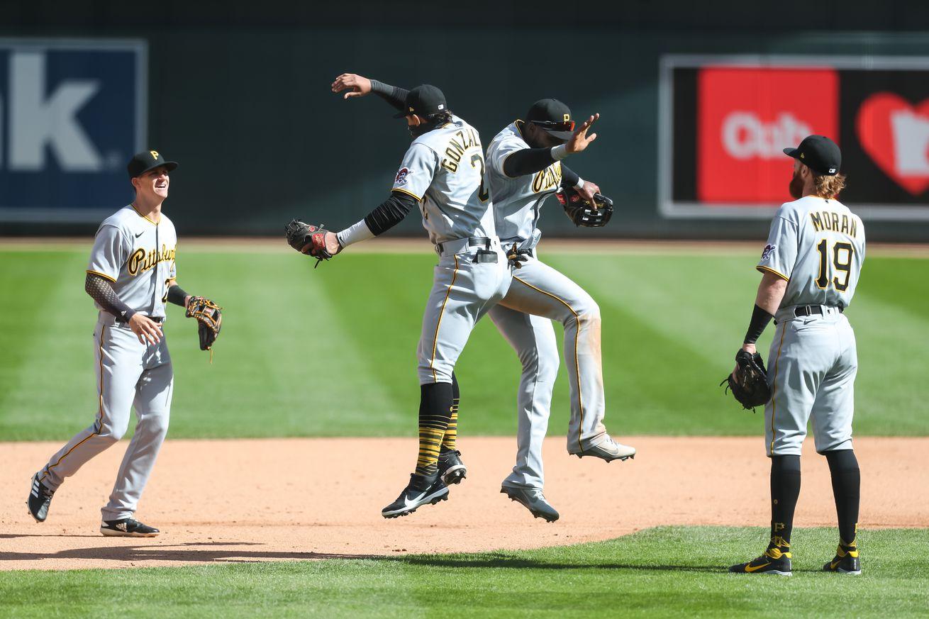 MLB: Pittsburgh Pirates at Minnesota Twins