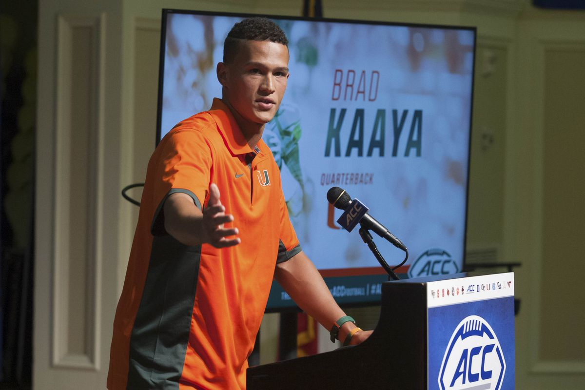 Will Brad Kaaya lead the Canes to prosperity or will it be the end of the Golden era in Miami?