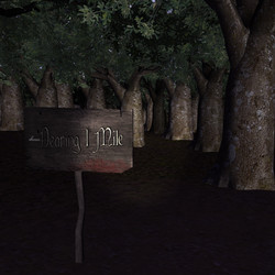 If a Tree Screams in the Forest (Oculus)