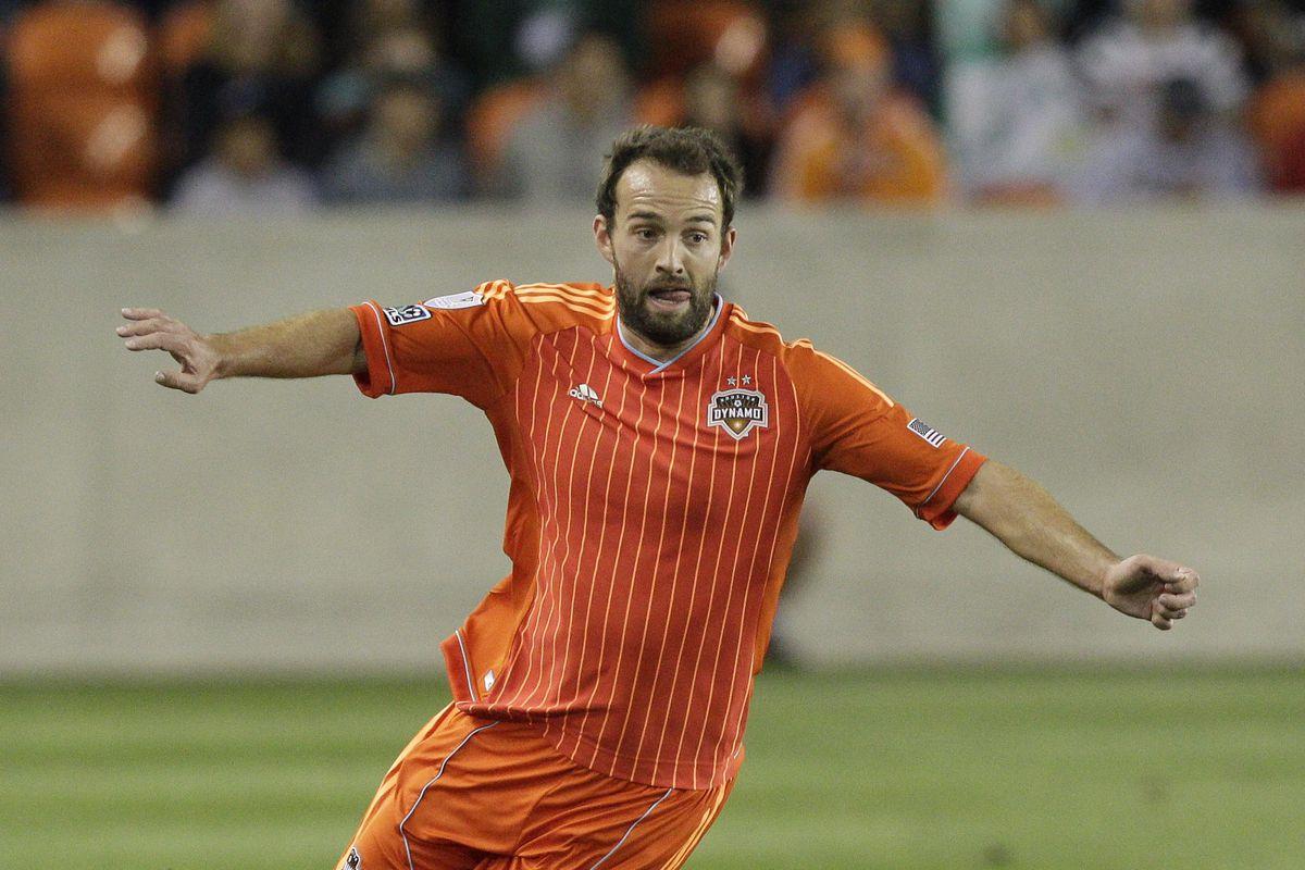 Santos Laguna v Houston Dynamo - CONCACAF Champions League - Quarterfinals