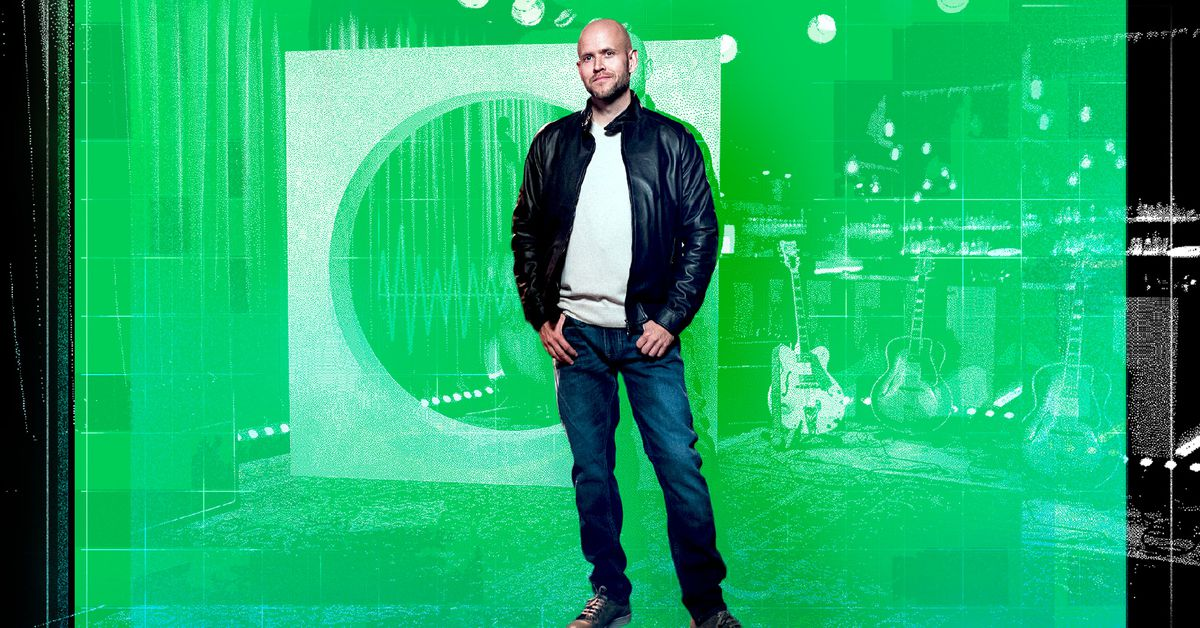 Spotify CEO Daniel Ek chats with The Verge about Clubhouse, hardware, and its exclusive podcasts