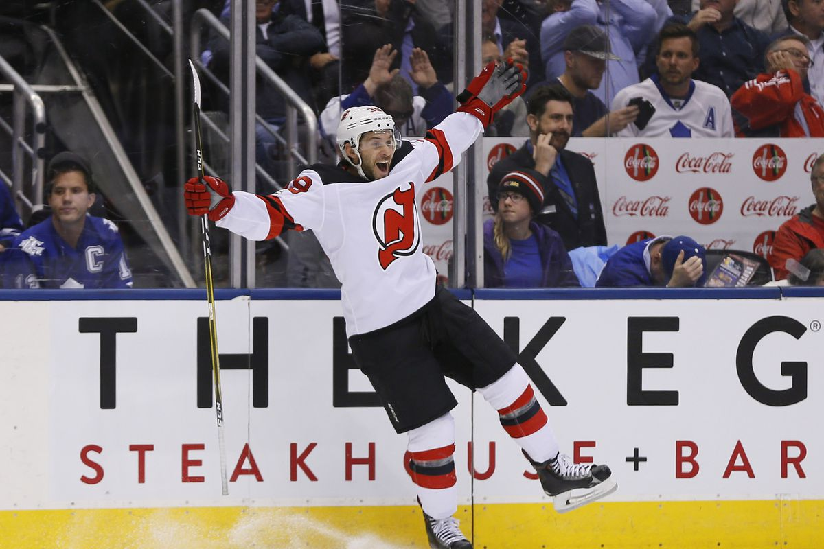 NHL: New Jersey Devils at Toronto Maple Leafs