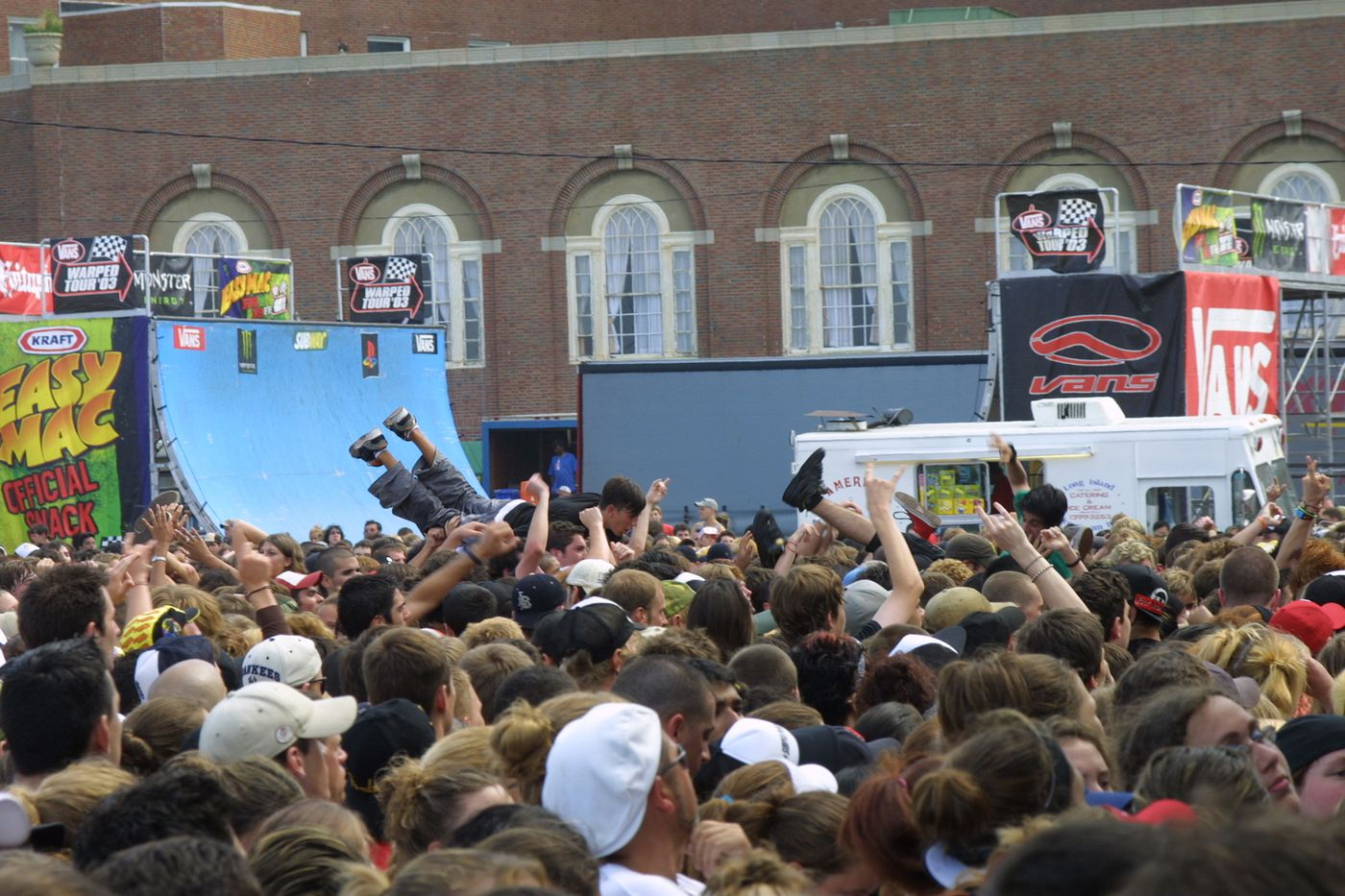 Vans Warped Tour was a totally consumerist music festival - Vox