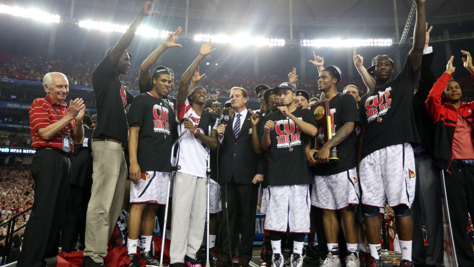 Kentucky Basketball One Shining Moment 2012: One Shining Moment 2013: Louisville Wins National Title