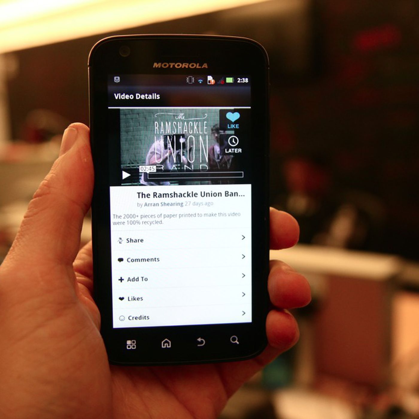 Vimeo apps come to Android, Windows Phone, Kindle Fire - The