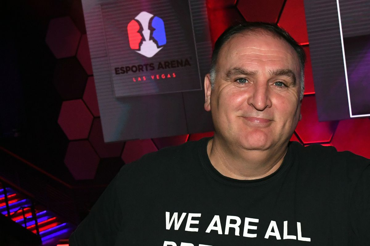 """<span data-author=""""-1"""">World-Saving Chef </span>José Andrés Nominated for Nobel Peace Prize"""