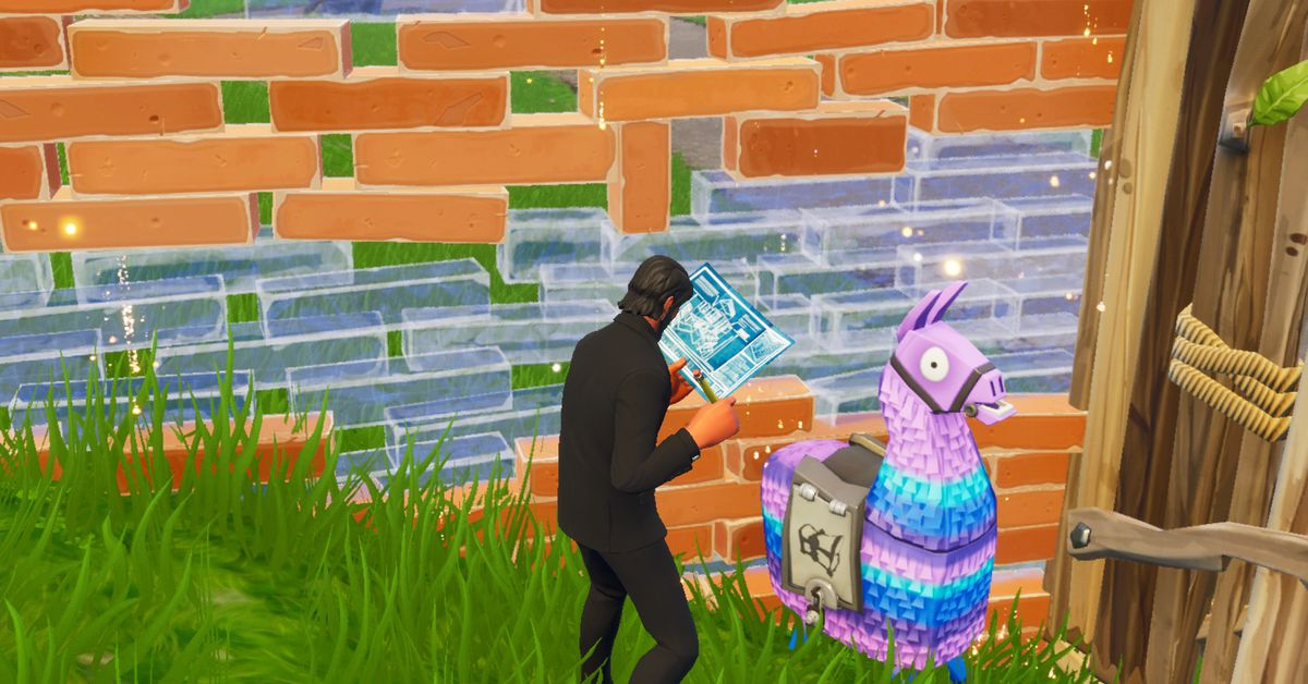 Epic Games Is Finally Fixing Fortnite S Uneven Ground