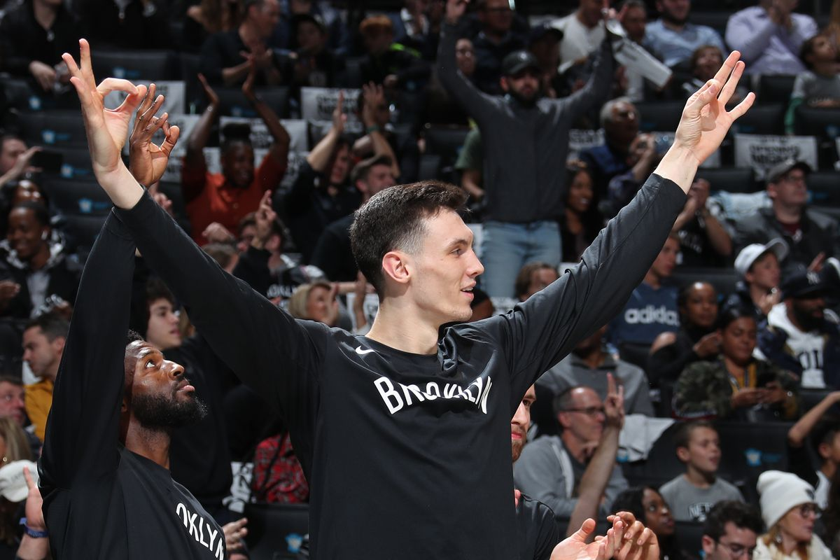 As Nets seek to cut a player, word that teams are interested in Rodions Kurucs