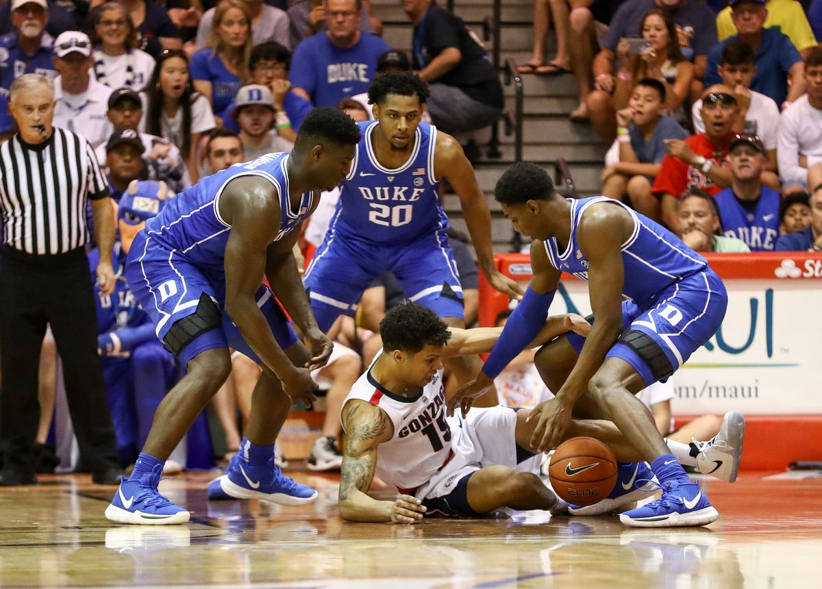 Acc Basketball Rankings Duke Holds Top Spot Syracuse Moves Up And