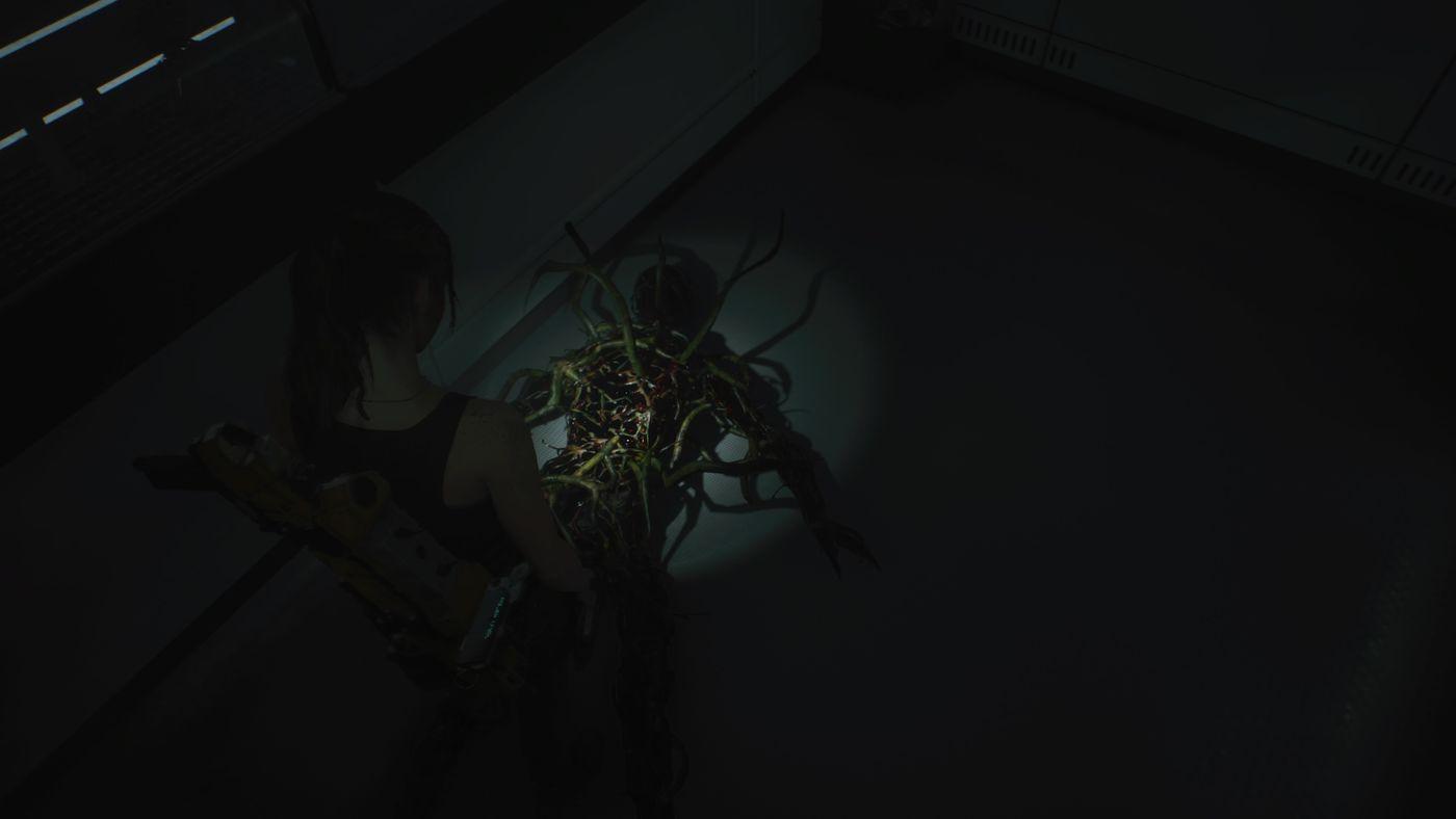 Resident Evil 2 Claire walkthrough: NEST — E-02 East Area