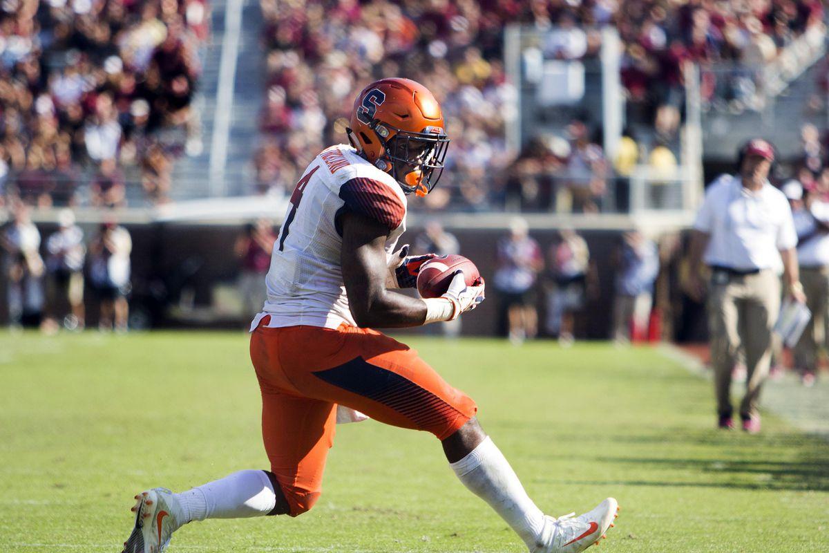 NCAA Football: Syracuse at Florida State