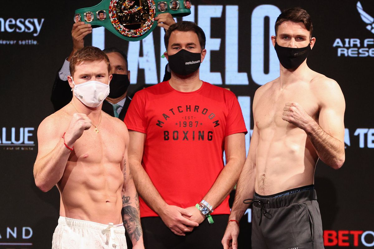 Canelo-Smith: Live stream results, RBR, start time, how to watch - Bad Left  Hook