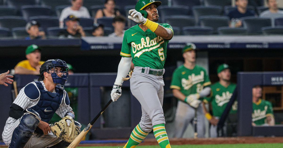 Oakland A's Game #71: Kap and Kemp lead A's to victory in Yankee Stadium - Athletics Nation