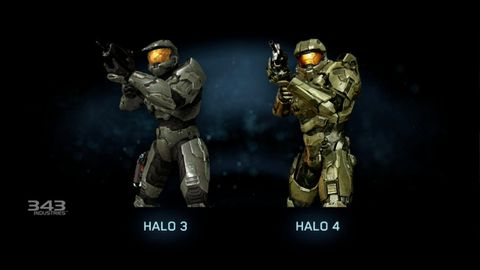Halo 4 S Perks Story And Graphics Strive To Redefine A