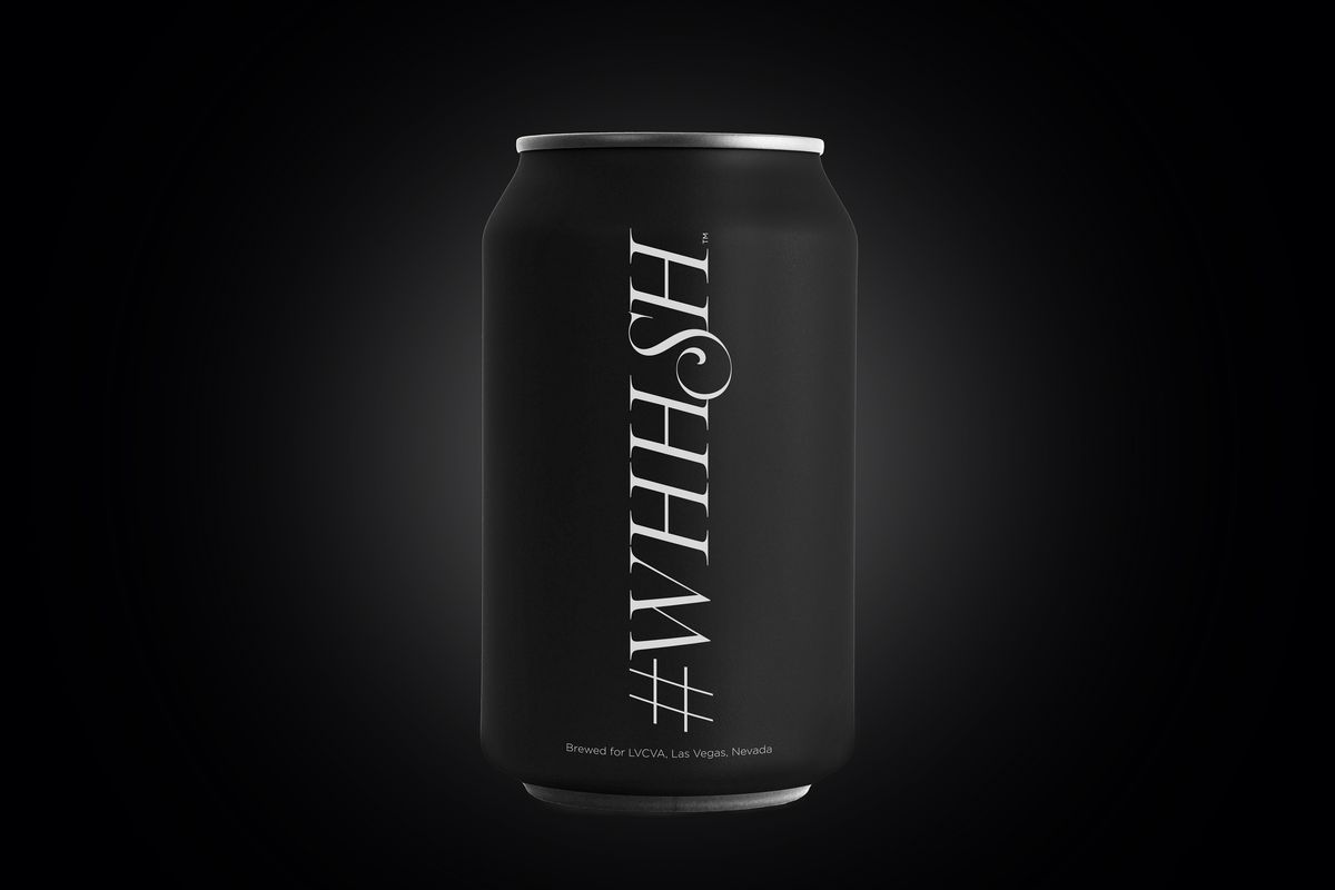 Limited-edition #WHHSH beer