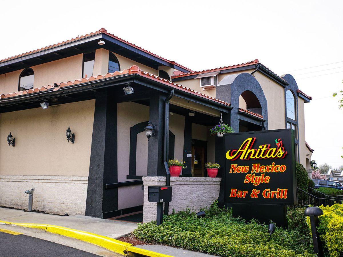 Anita's VA exterior