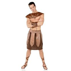 Men in skirts! Men in skirts!