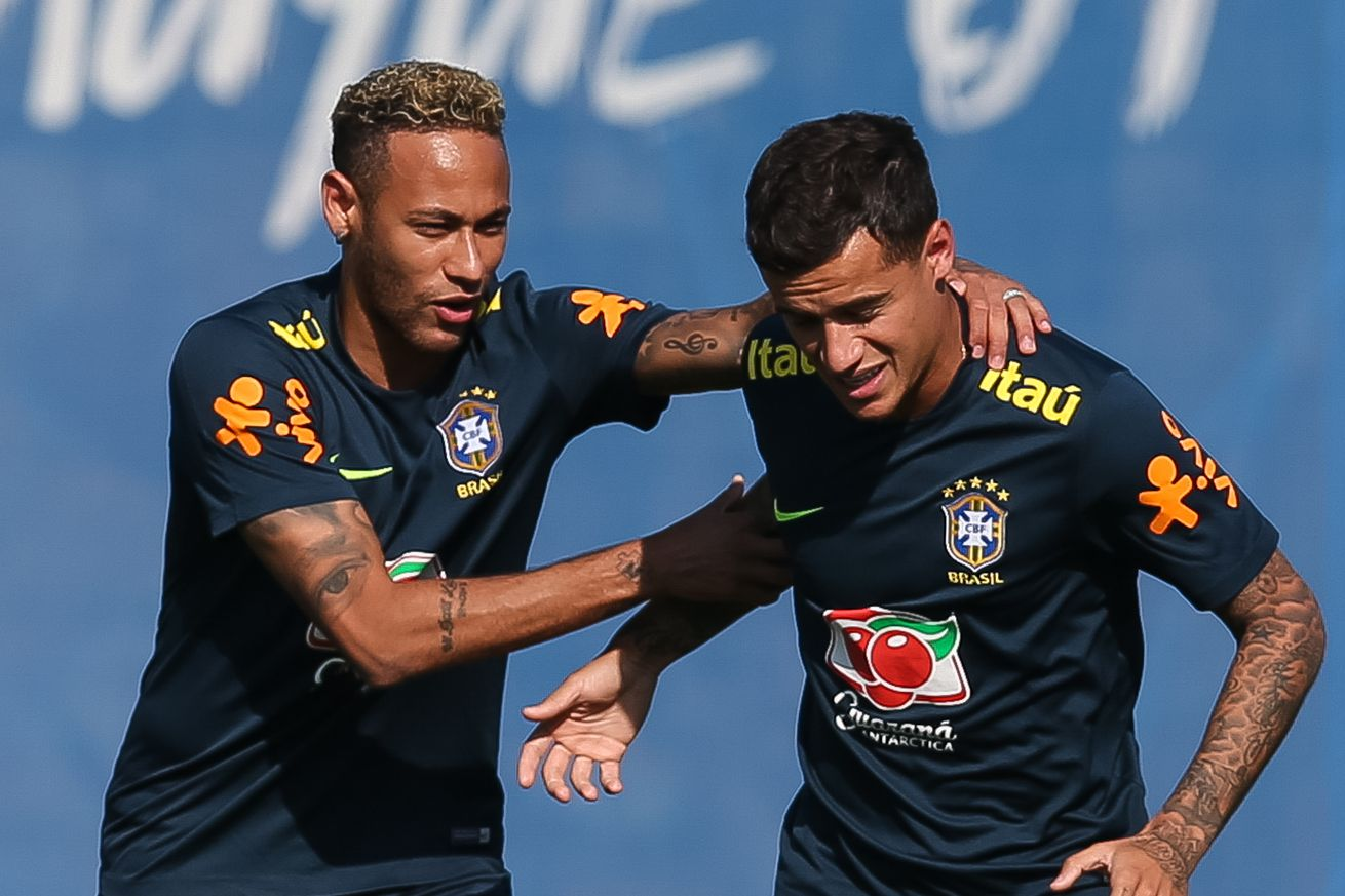 Barca to offer ?100m plus Coutinho for Neymar - report