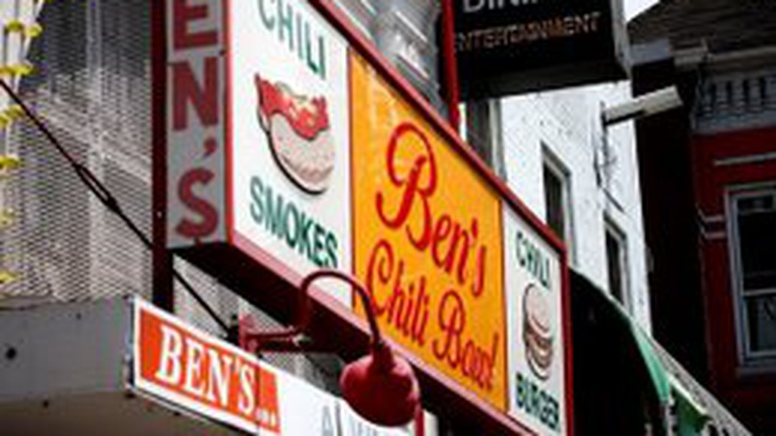 Ben's Chili Bowl Nominated for Manliest Restaurant