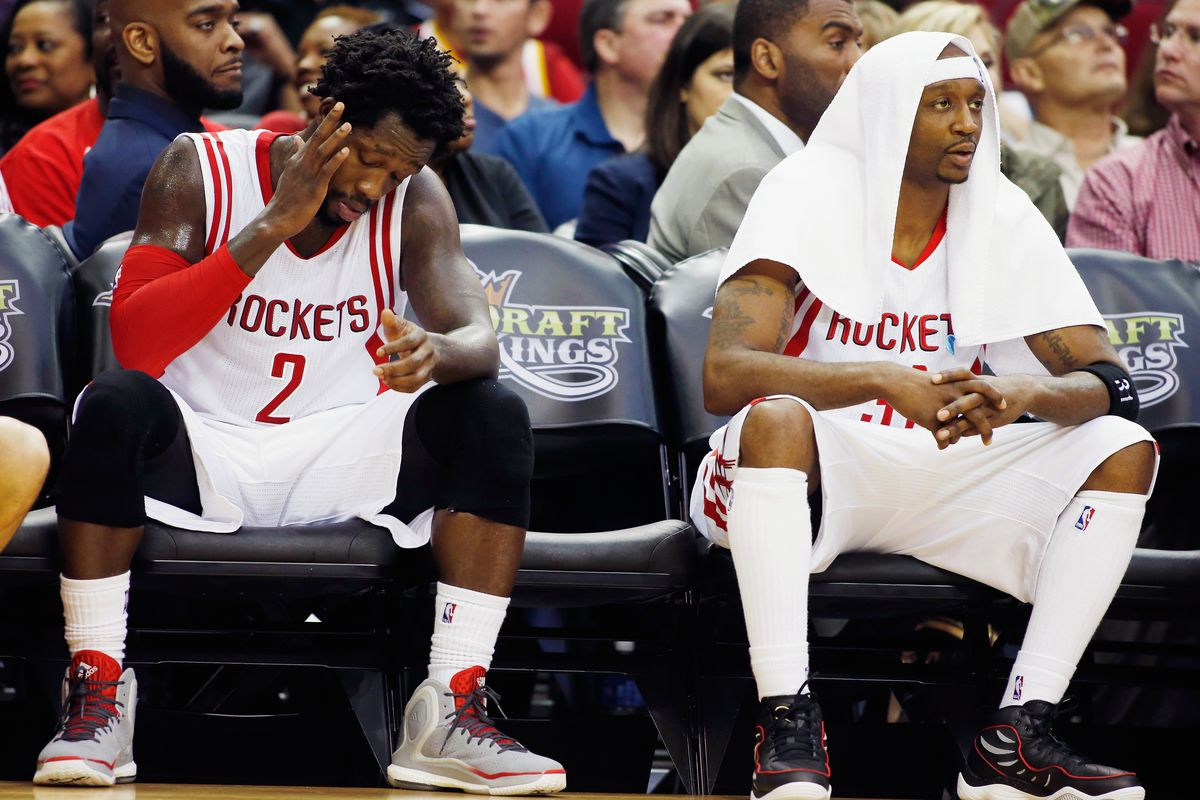 Jason Terry will be expected to pick up the slack for an ailing Pat Beverley