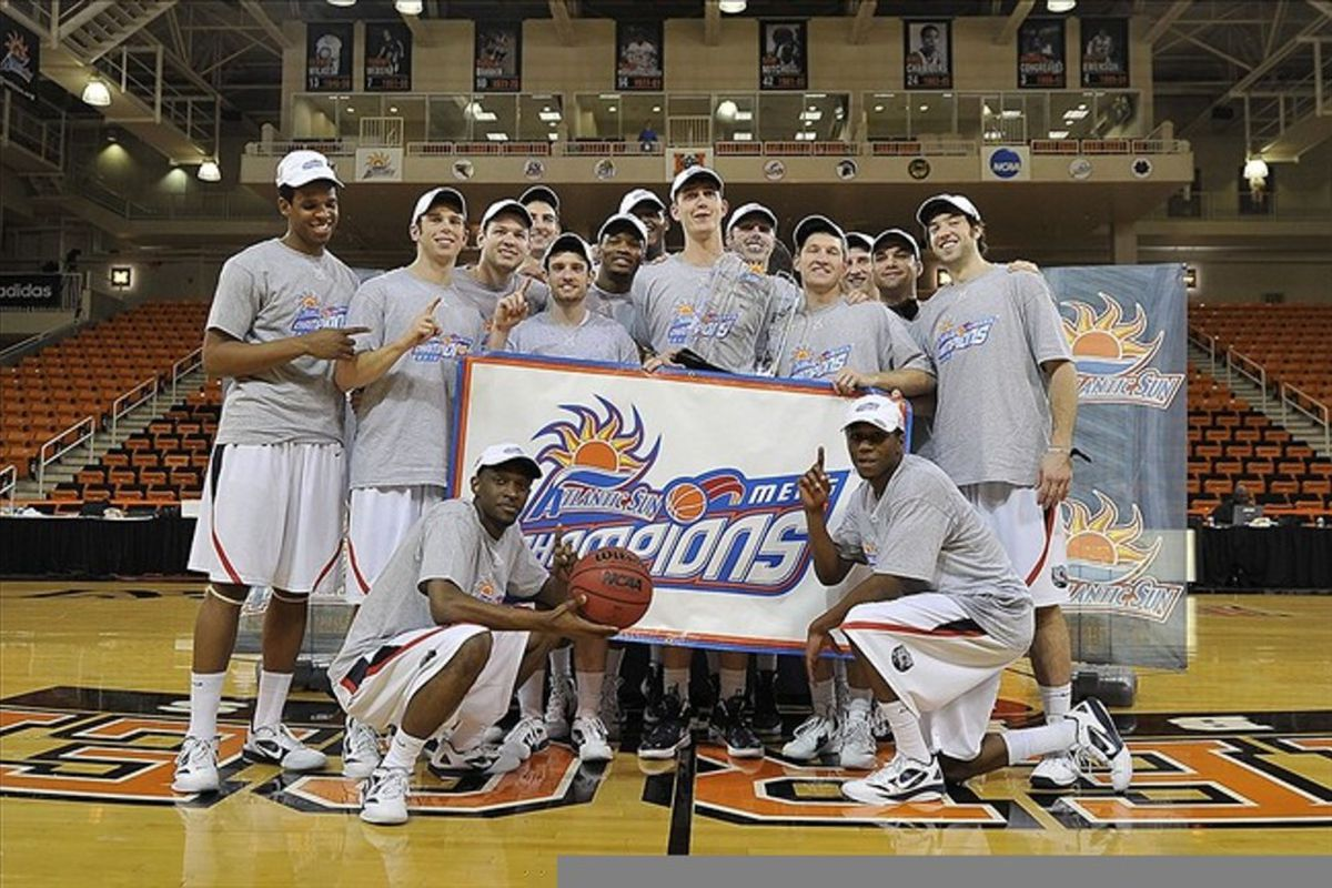 Do the Belmont Bruins look like a Sweet 16 team to you? They do to the CHAMP rating?