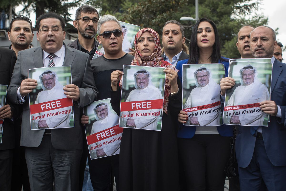 Fears Grow Over Fate of Missing Journalist Jamal Khashoggi