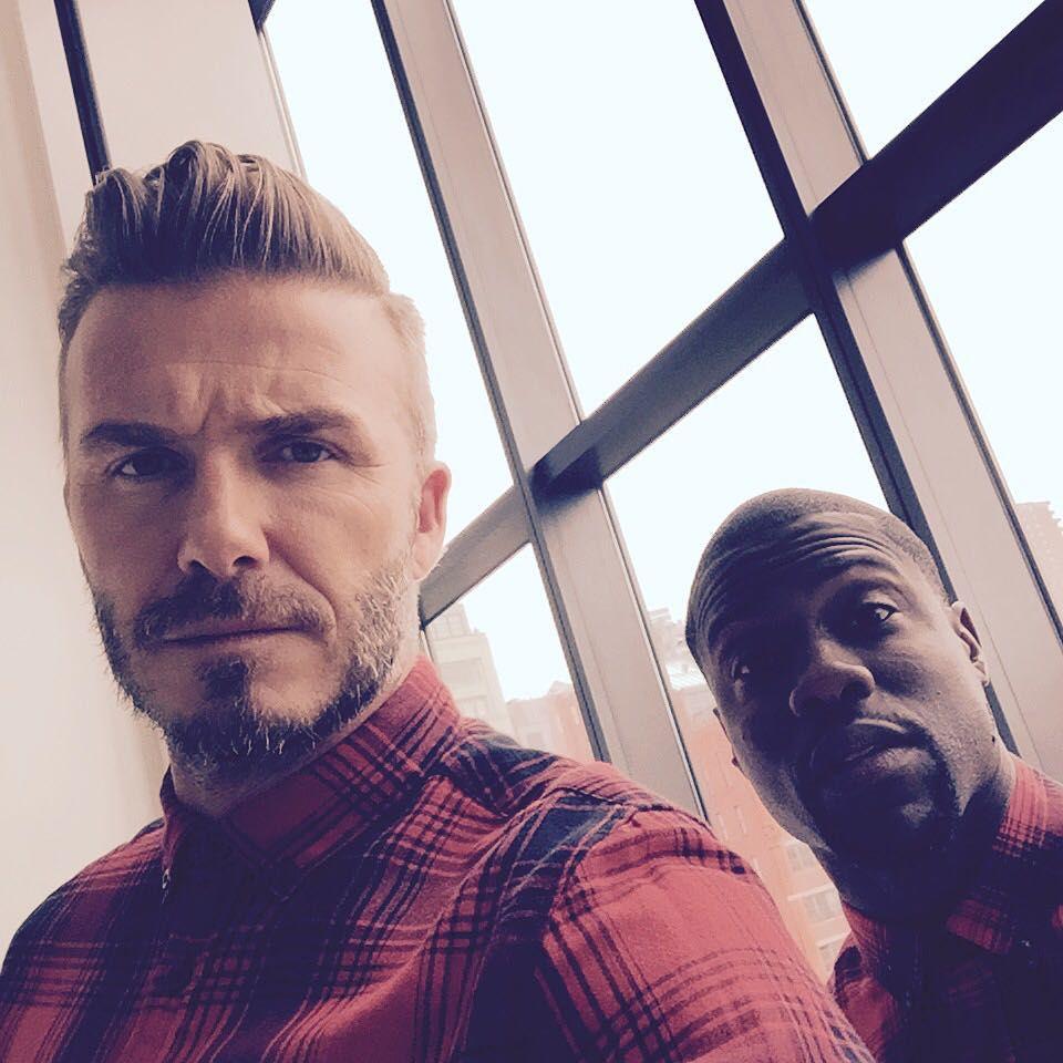 Photo: David Beckham/Facebook