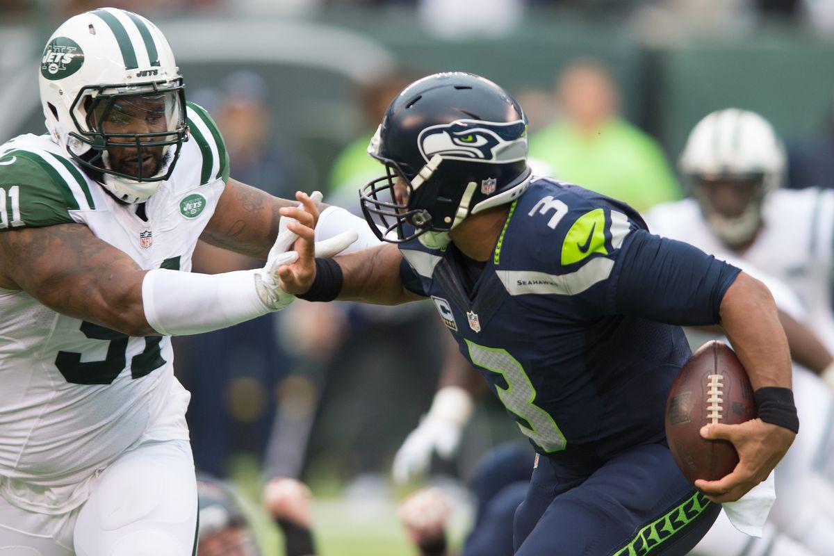 A Sheldon Richardson trade that make senses for both Seahawks