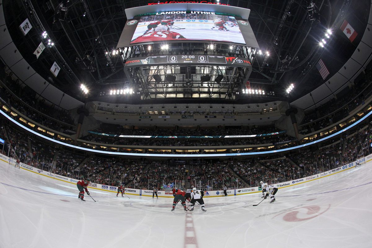 Just how important is the Team of 18,001 in terms of helping the Minnesota Wild perform?