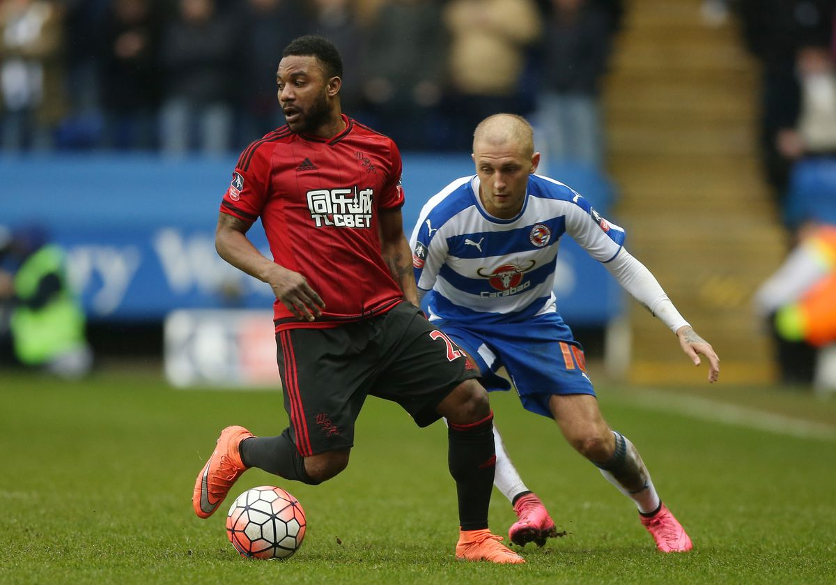 Reading v West Bromwich Albion - The Emirates FA Cup Fifth Round