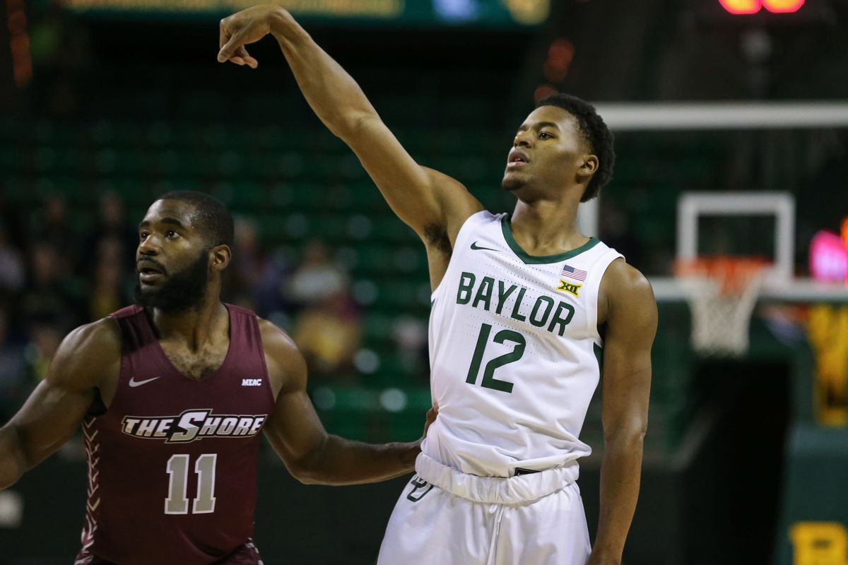 NCAA Basketball: Maryland - E. Shore at Baylor