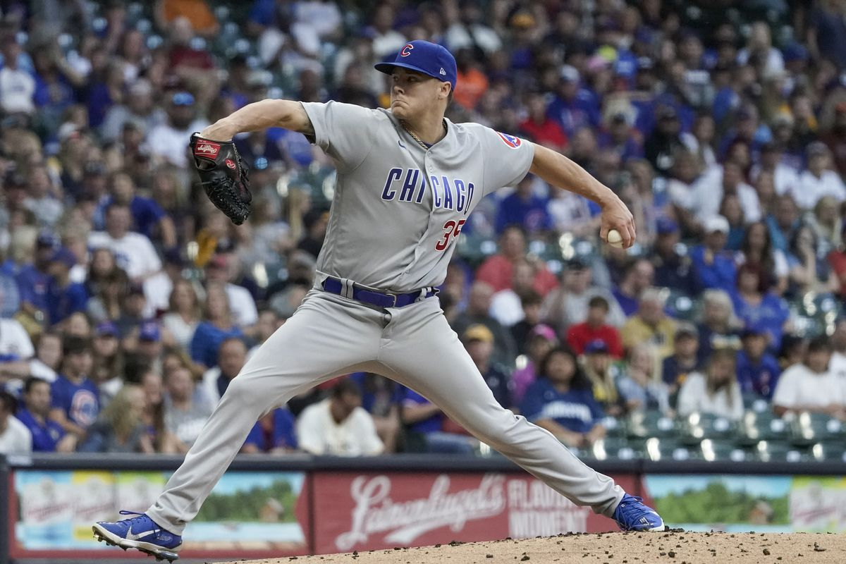 If the 2021 season has been a classroom, Cubs left-hander Justin Steele is trying to be the best student he can be.