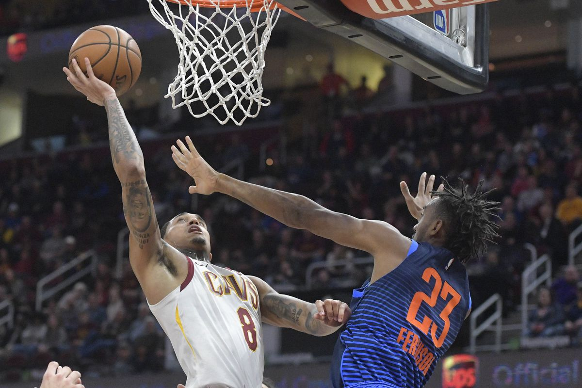 cleveland cavaliers at oklahoma city thunder: game preview, start