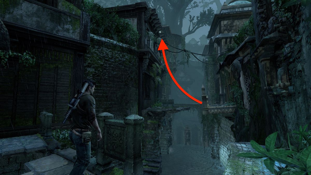 Uncharted 2: Among Thieves 'Broken Paradise' treasure locations guide