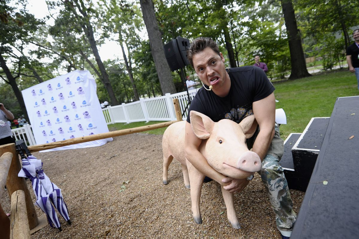 The Food Network's Jeff Mauro