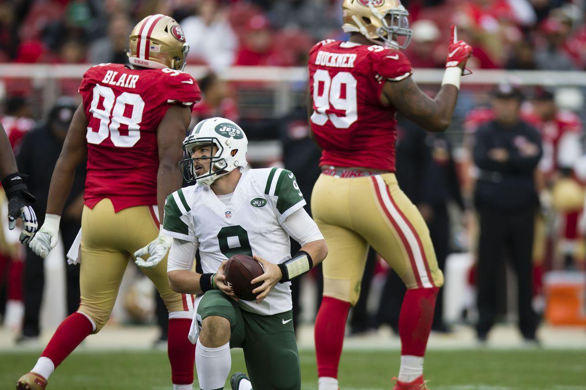 Film breakdown of DeForest Buckner vs. New York Jets - Niners Nation fe99a546e