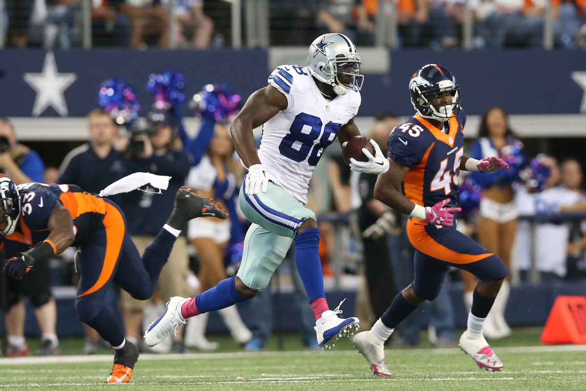 Cowboys Player To Watch Against Lions Dez Bryant Pride Of