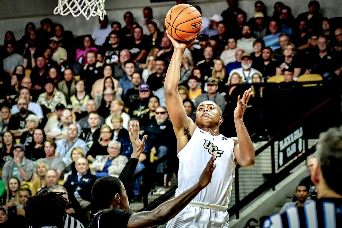 2019 NBA Draft Profile: UCF Knights Guard B J  Taylor